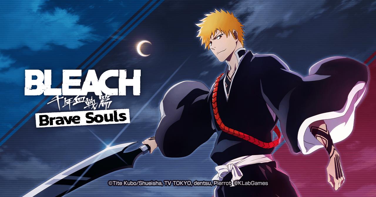 Bleach: Brave Souls Official|KLabGames